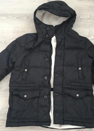 Куртка пуховик детский original marines италия оригинал