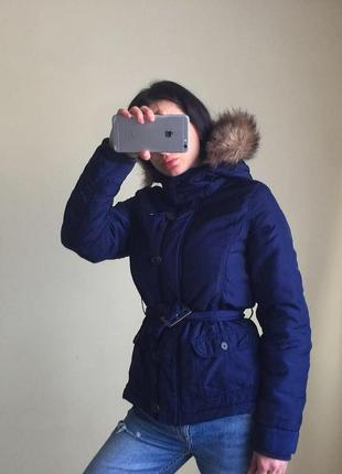 Куртка зимняя tommy hilfiger