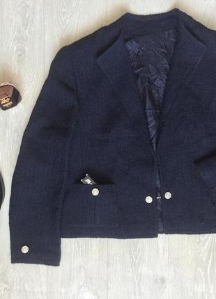 Стильный повседневный пиджак жакет