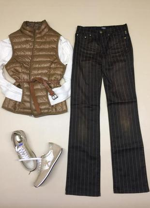 Брюки, джинсы versace