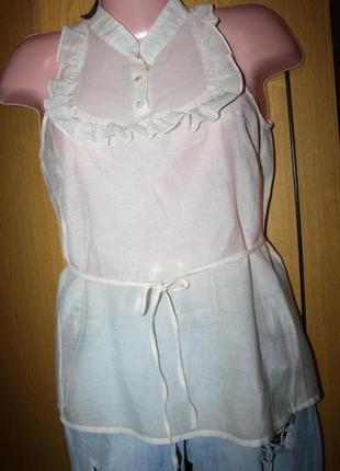 Нежная блуза , ид. сост., s