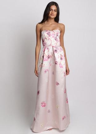 Просто нереальное платье принцессы