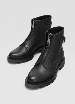 Новые фирменные кожаные ботинки р. 35, 36, 37, 38, 39, 40