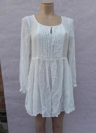 Блуза туника шифон