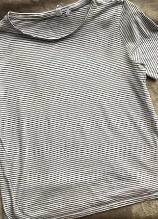 Качественная футболка h&m