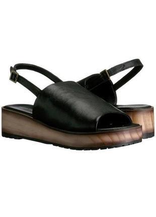 Kelsi dagger brooklyn оригинал кожаные сандалии на платформе