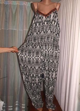 Шикарный ромпер (5 хл замеры, р.24) украшен бисером, без нюансов, отлично смотрится