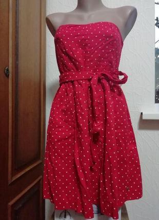 Оригинальное платье сарафан ajc на девочку 11-12лет германия