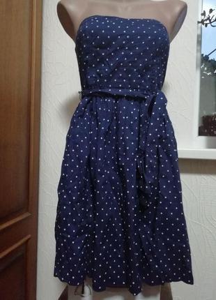 Платье бюстье ajc размер 4-6-xxs-xs-32-34