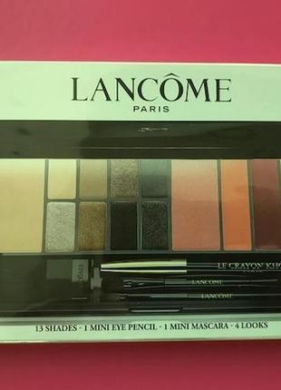 Lancome l´absolu palette parisienne naturel палетка
