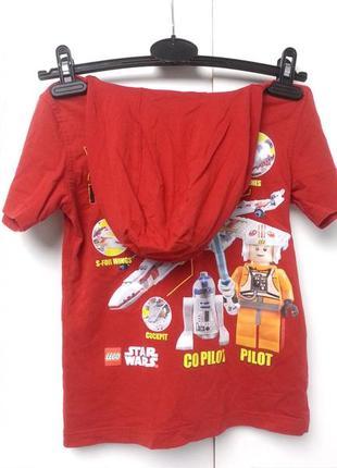 Lego star wars футболка с капюшоном лего звездные войны в идеале   лонгслив в подарок