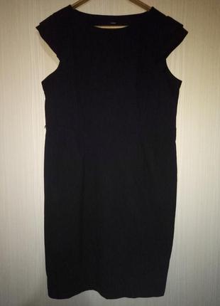Супер платье миди 56 размера