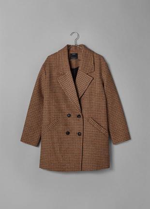 Пальто bershka