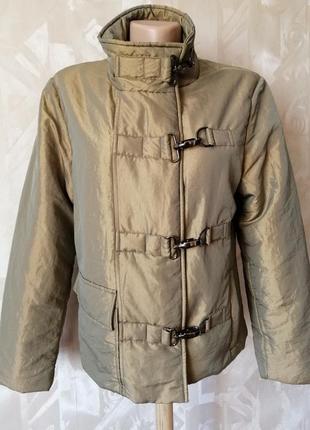 Французская утепленная куртка на синтепоне  freda