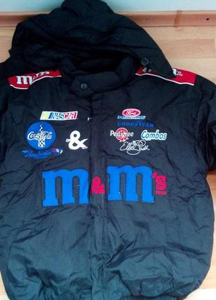 Новая теплая зимняя мужская куртка