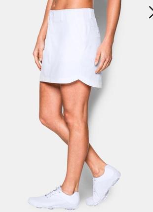 Юбка с моделирующими шортами внутри