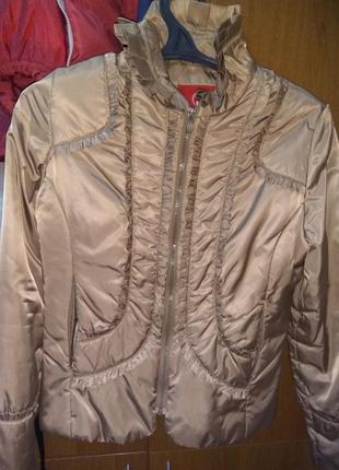 Куртка демисезонная, курточка