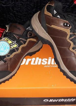 Водонепроницаемые кроссовки- ботинки northside waterproof us 9 (42)