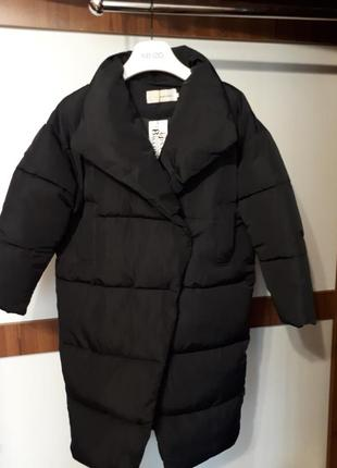 """Уценка!!gina bacconi брендовый пуховик куртка пальто """"одеяло"""""""