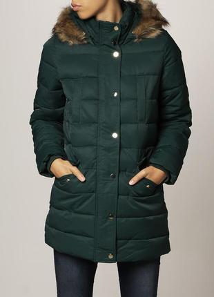 Зимнее пальто пуховик mint & berry размер м