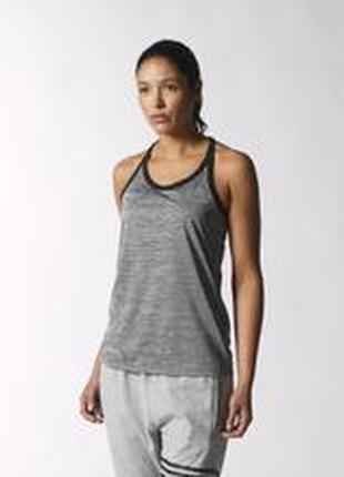 Майка для тренировок свежая коллекция от adidas ® размер : s
