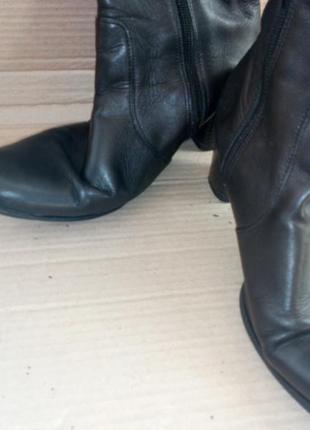 Ботинки з мьягкої (зручної)єкошкіри