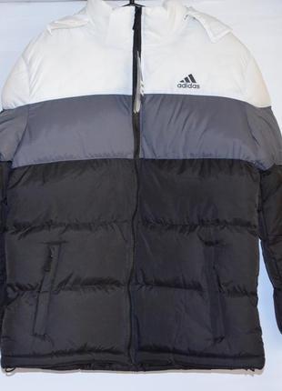 Куртка adidas зимняя, пуховик
