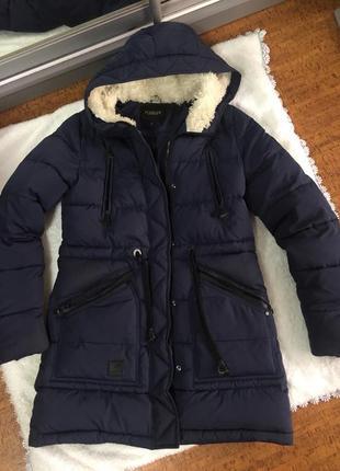 Куртка зимняя пуховик purelife