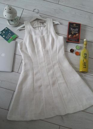 Старт горячих скидок! дизайнерское базовое платье  фактурная ткань ...#00453