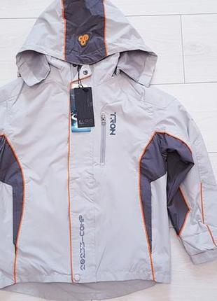 Куртка, ветровка 2-ка1