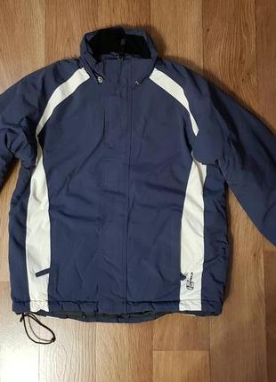 Теплющая лыжная термо куртка campus р. 146-152см