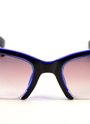 Очки тонированные тонировка затемнённые для глаз солнцезащитные