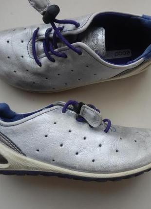Кожаные туфли кроссовки ессо 29р