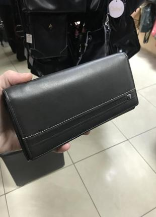 Кожаный кошелёк кошелёк кожаный
