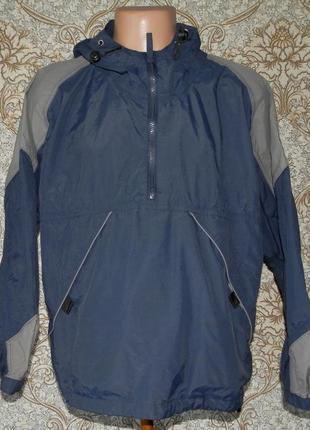 Куртка-анорак rip-stop (s) jack