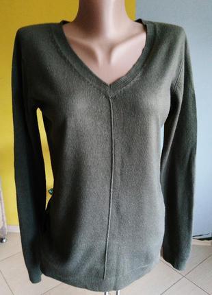 Кофта джемпер хакки пуловер