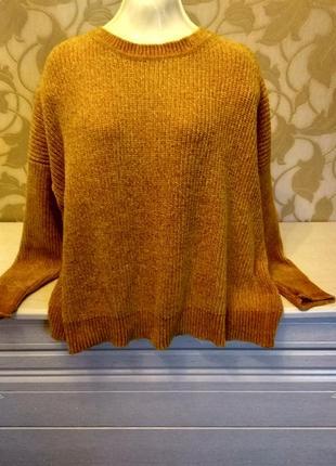Теплый мягкий свитерок