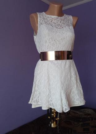 Платье,ромпер,комбез (без пояса)