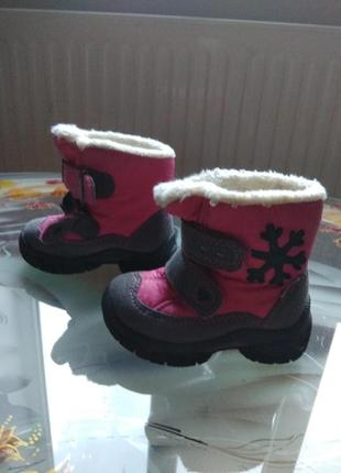 Зимові черевички superfit