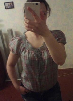 Рубашка в стиле country