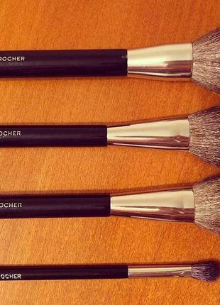 Набор кистей для макияжа yves rocher