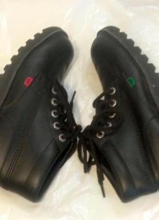 Стильные ботинки kickers