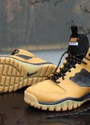 Ботинки nike dual fusion hills mid оригинал