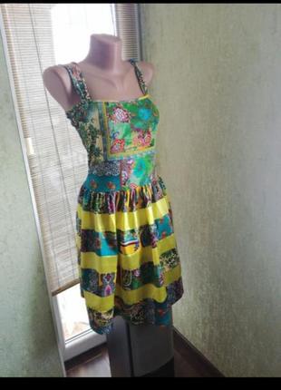 Сарафан.  платье летнее