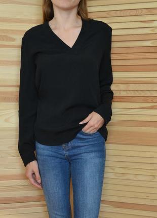 Базовая блуза mango базова блуза