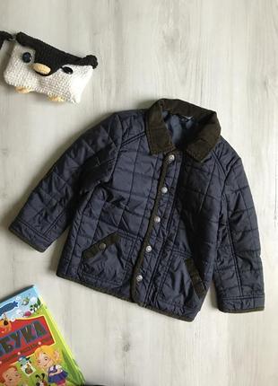 Демисезонная куртка пиджак на 3 года, george