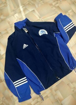 Олимпийка спортивная куртка adidas