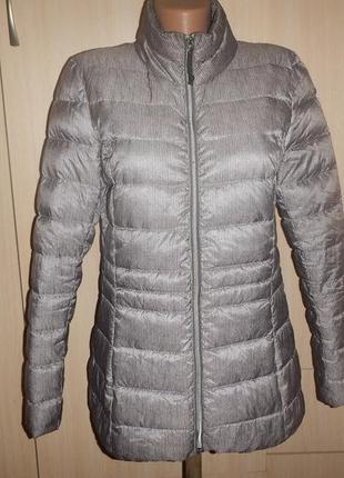 Куртка maddison р.38(46-48) супер легкий весенний пуховик