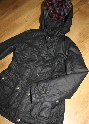 Куртка осень весна демисезонная xs