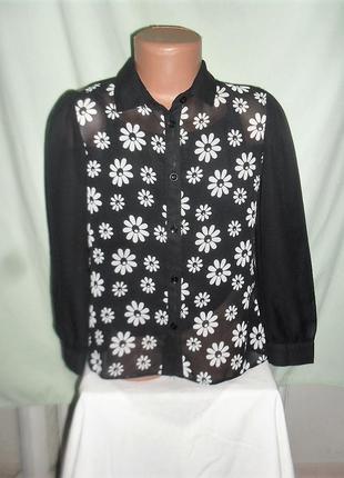 Блузка на 6-7лет